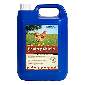 Poultry Shield Redmite Control 5ltr