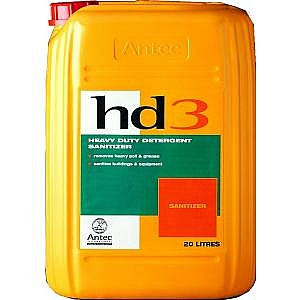 HD3 Heavy Duty Sanitizer 5ltr