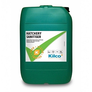 Hatchery Sanitiser 25 Ltr
