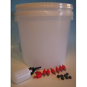 Bucket Nipple Drinker Kit