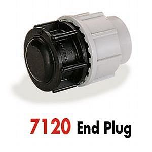Plasson End Plug