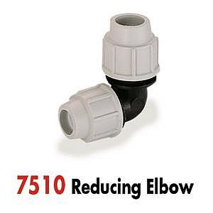 Plasson Reducing Elbow