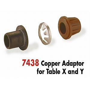 Plasson X Y Copper Adaptor
