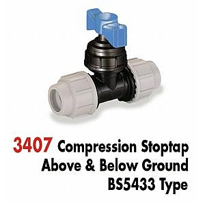 Compression Stop Tap