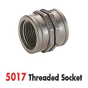 Threaded Socket