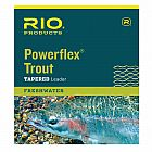 view RIO Freshwater Tapered Leader Powerflex® Trout details